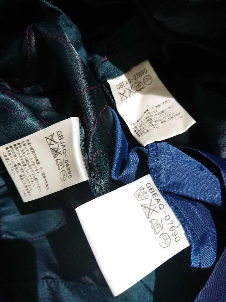 美品 Sybilla シビラ セットアップ ノーカラージャケット ワンピース 結婚式 二次会 フォーマルセレモニー M_画像7