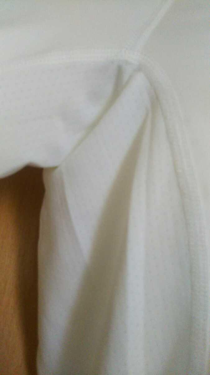 送料無料!アンダーアーマー●メンズ●ヒートギアUPF30●長袖コンプレッションシャツ●LG(Lサイズ)●ホワイト白●定価5000円税