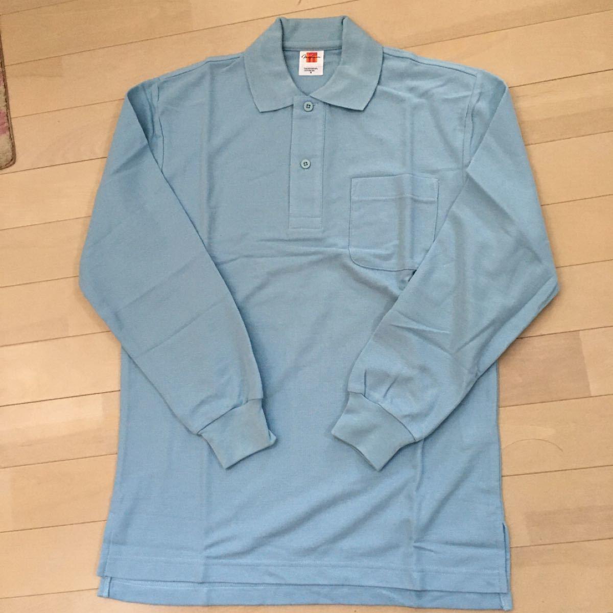 ポロシャツ 半袖 長袖