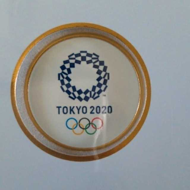 【送料無料】東京2020オリンピック 記念刻印メダリオンセット_画像4