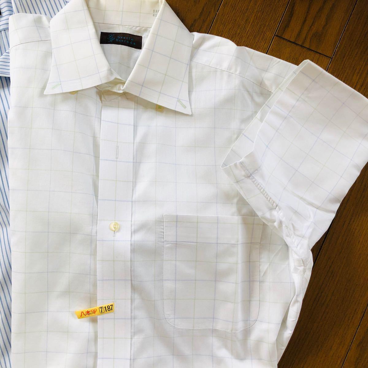 半袖シャツ ワイシャツ