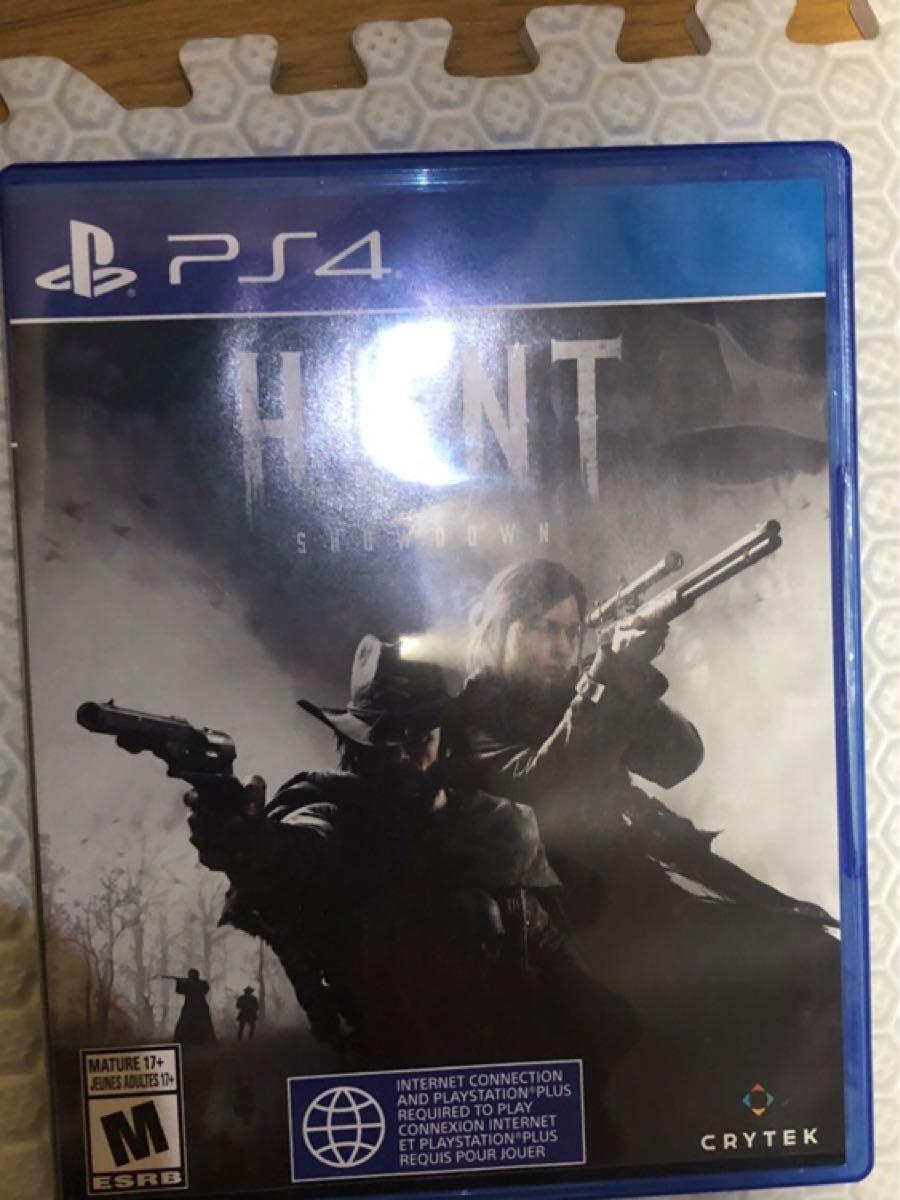 PS4  HUNT SHOWDOWN 北米版