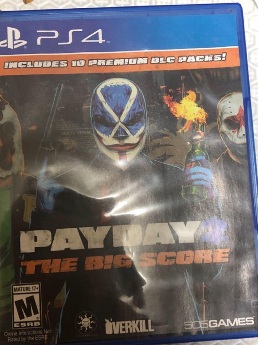 PS4 PAYDAY2 北米版