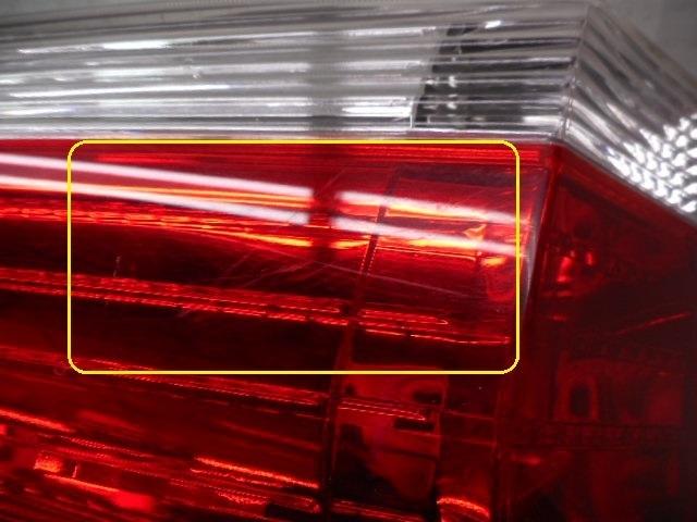 エアウェイブ GJ1/GJ2 テールランプ 左 フィニッシャーランプ付/KOITO 220-22591 中古品[H309-TL1021]_画像6