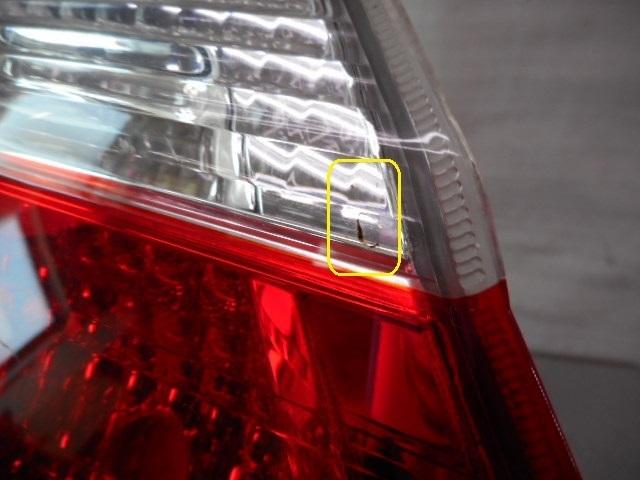 エアウェイブ GJ1/GJ2 テールランプ 左 フィニッシャーランプ付/KOITO 220-22591 中古品[H309-TL1021]_レンズ内汚れ