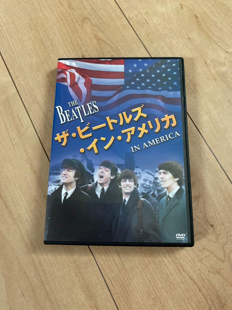 ザ・ビートルズ・イン・アメリカ DVD(値下げ)