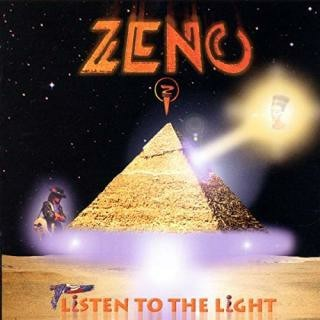 【CD】ZENO / LISTEN TO THE LIGHT