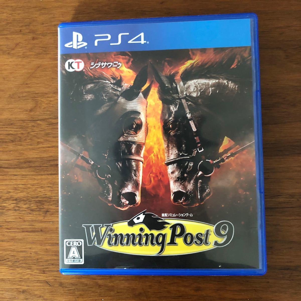 【PS4】 Winning Post 9