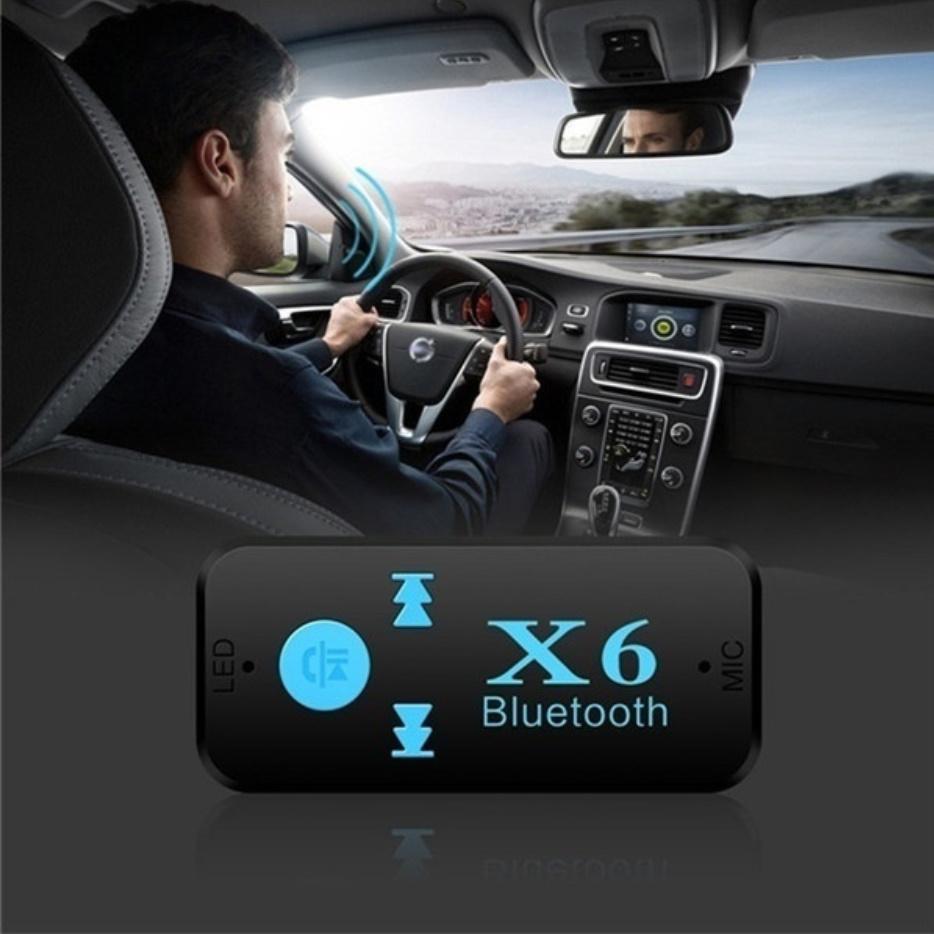 S2842 ワイヤレス Bluetooth 4.2 3.5mm AUXオーディオ ステレオミュージック カー レシーバー アダプター 車 ブルートゥース_画像8