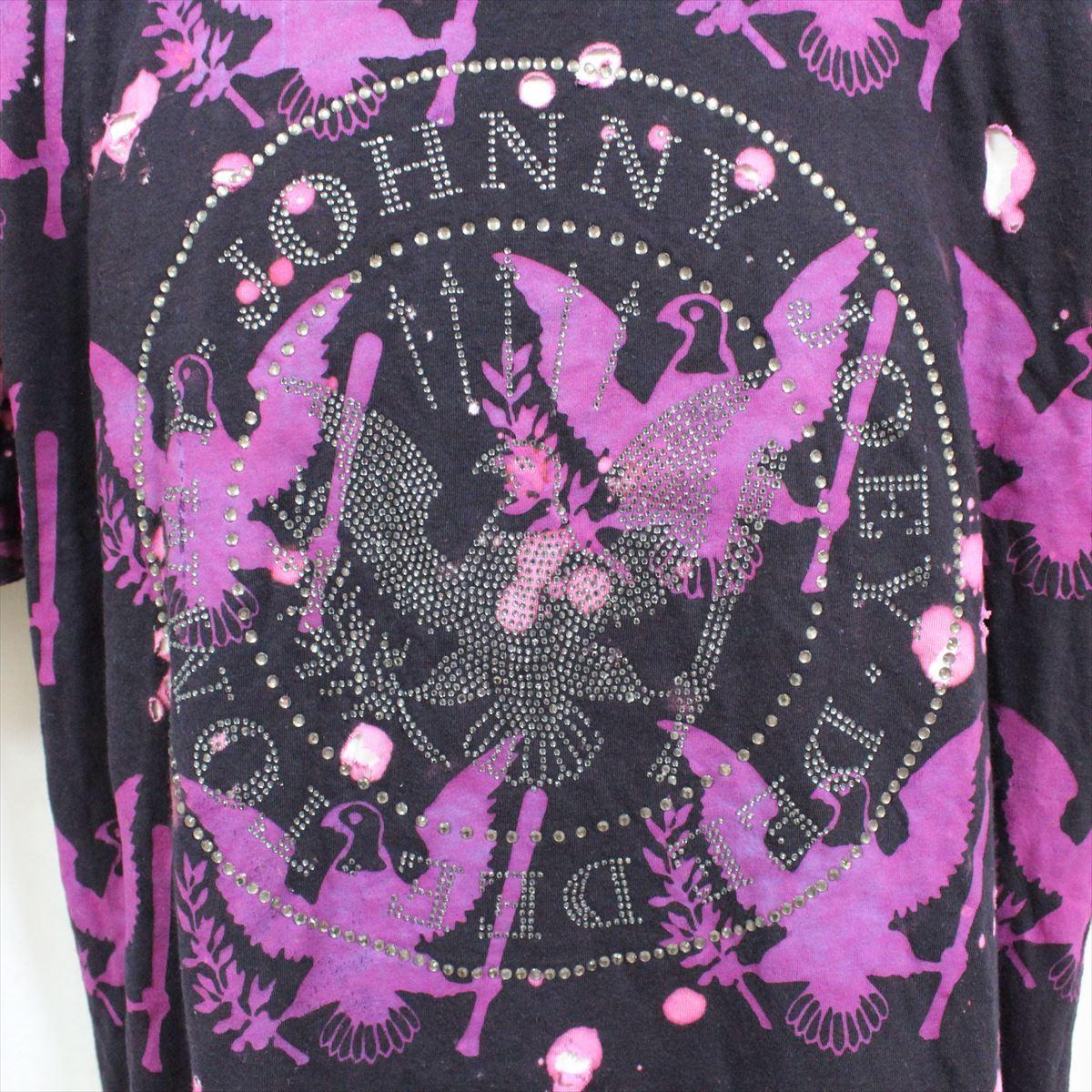 サディスティックアクション SADISTIC ACTION アイコニック メンズ半袖Tシャツ Mサイズ ICONIC COUTURE 新品 ラモーンズ Ramones_画像2