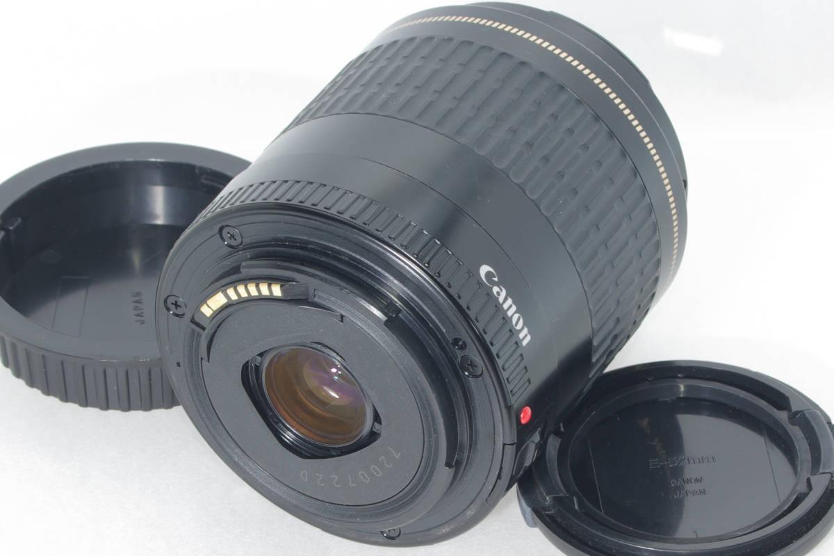 USM 望遠ズーム CANON EF 80-200mm F4.5-5.6 超音波モーター フルサイズ対応 純正レンズキャップ(前後) 実写確認済h_画像6
