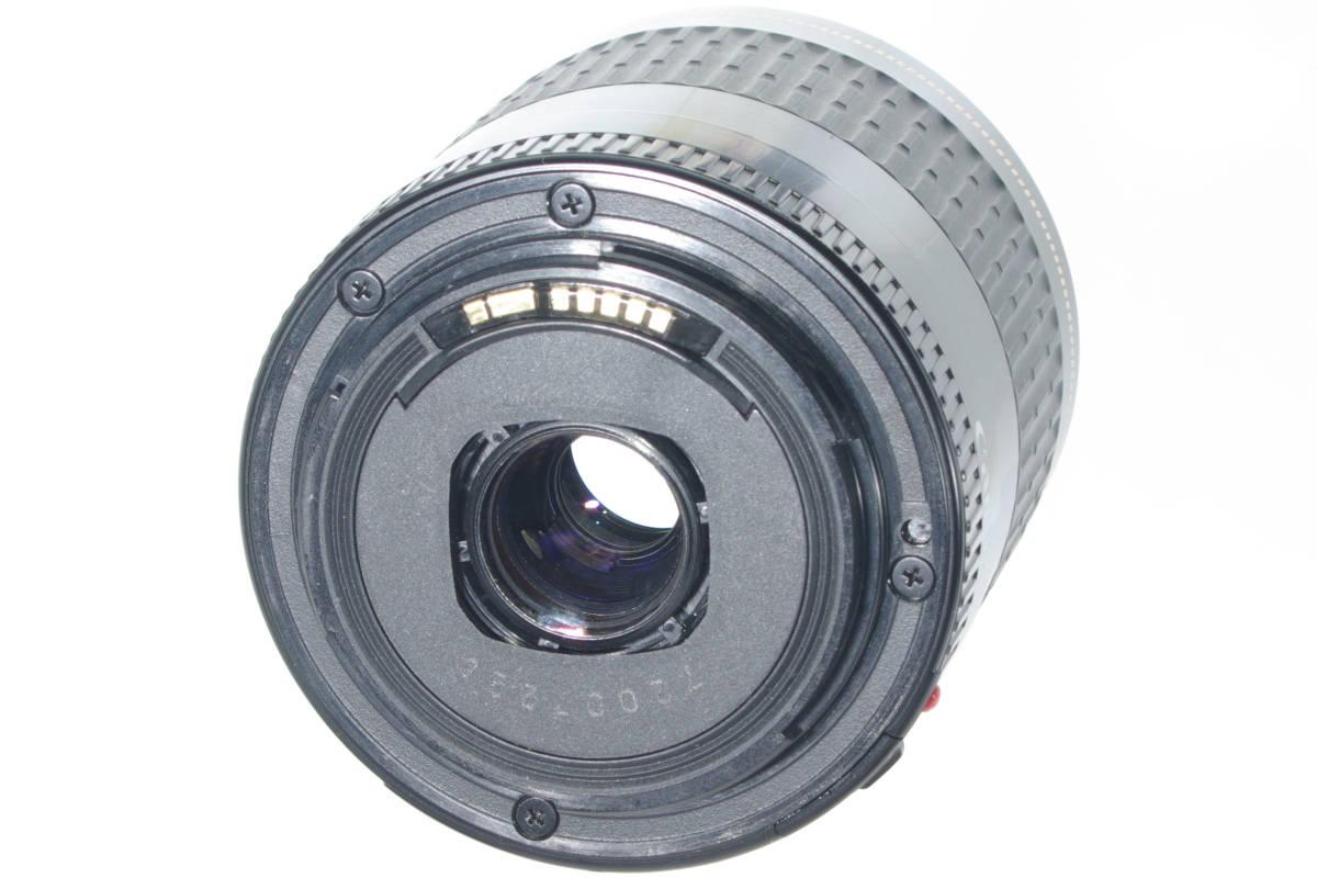 USM 望遠ズーム CANON EF 80-200mm F4.5-5.6 超音波モーター フルサイズ対応 純正レンズキャップ(前後) 実写確認済h_画像10