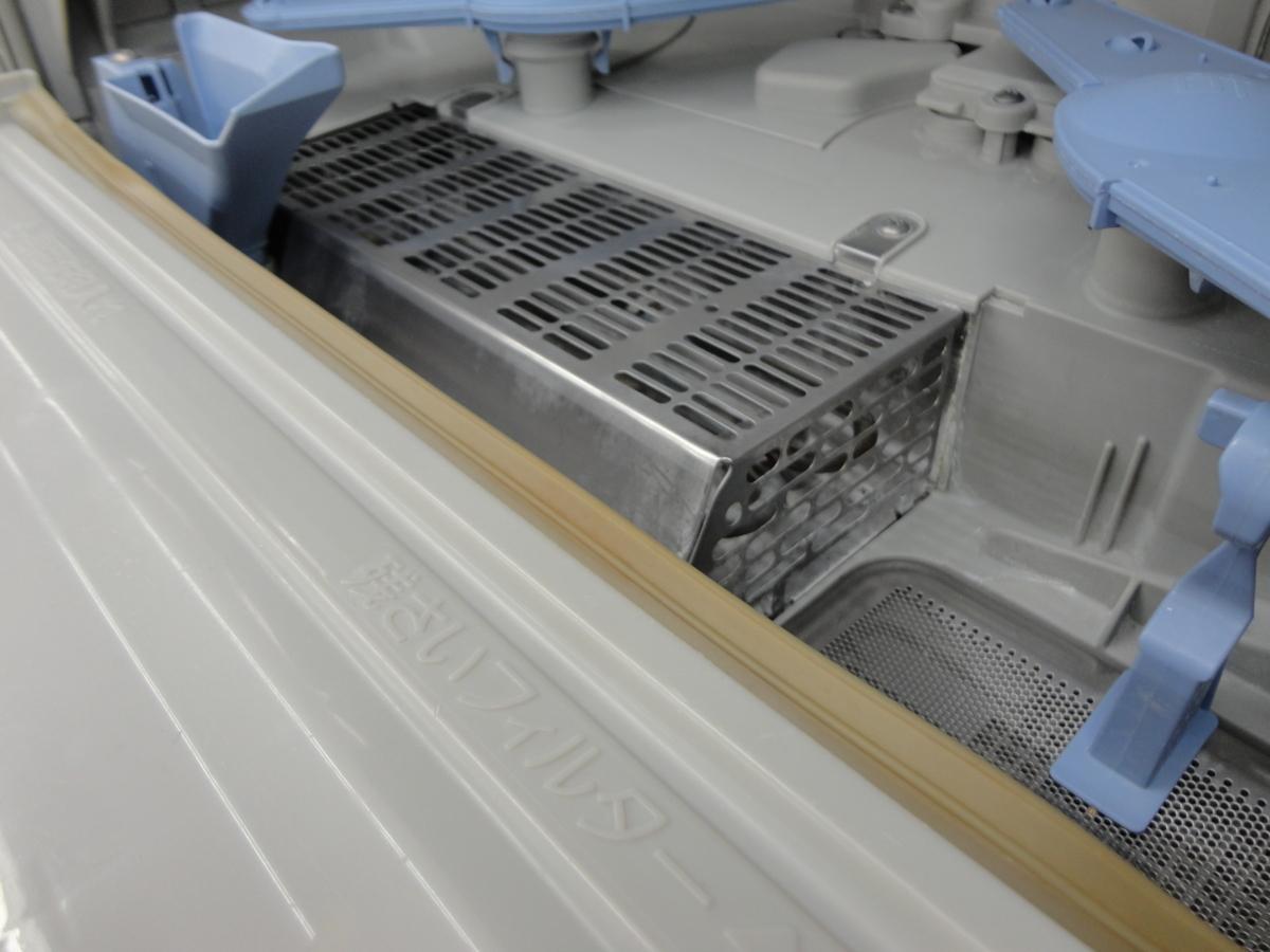 6118T Panasonic パナソニック 電気食器洗い乾燥機 エコナビ NP-TR5 2012年製 らくらく家財便Aランク 店頭渡し歓迎 愛知県半田市_画像10