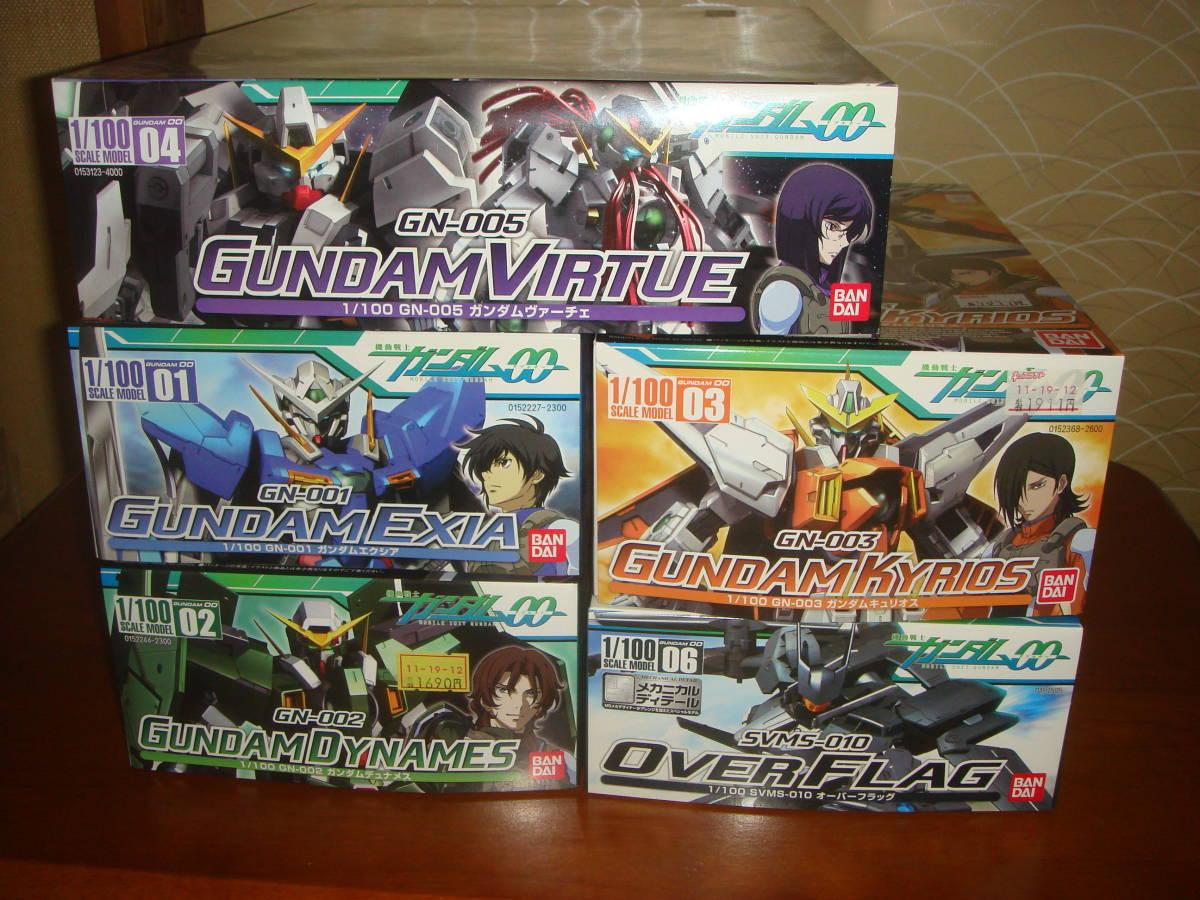 ガンプラ ジャンク 機動戦士ガンダム00一期 1/100シリーズ_画像1
