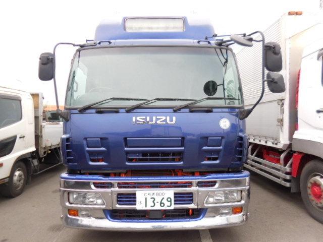 「★冷蔵冷凍車/ギガ・いすゞ/H20年(ナンバー付)★」の画像1