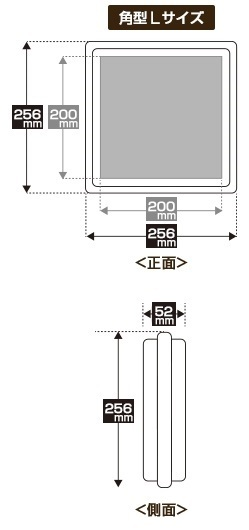 TOKYO CLOCK ハンドメイド【積石亀甲 白×紫色】組子掛時計(角型)_画像5