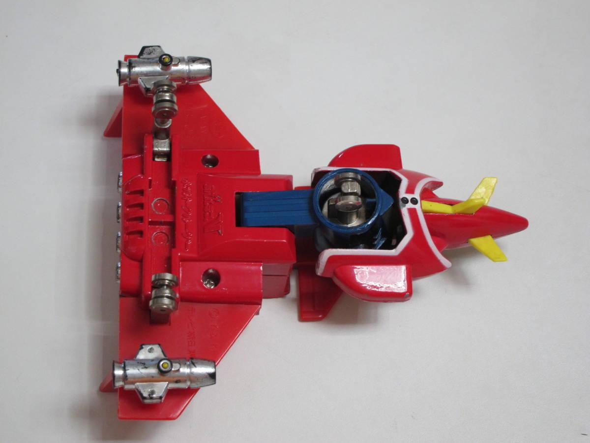 ポピー 超電磁マシーン ボルテスV ボルトクルーザー ボルトインボックス ポピニカ 超合金 PB-04?_画像4