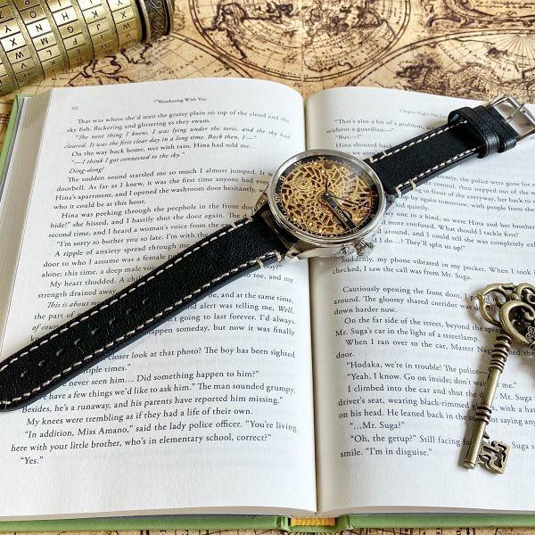 豪華!ルクルト/1920's/スケルトン/腕時計/手巻き/メンズ/アンティーク/ビンテージ/LE COULTRE/スイス/高級ブランド/美品/希少_画像6