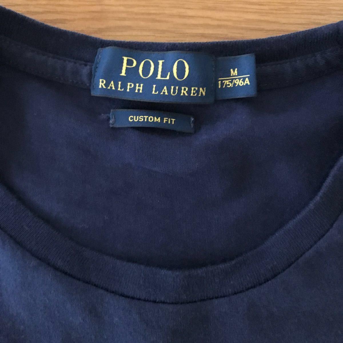 ラルフローレン  半袖Tシャツ ビッグポロ ビッグポニー 美品