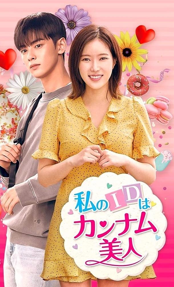 韓国ドラマ 私のIDは江南美人 DVD 全話