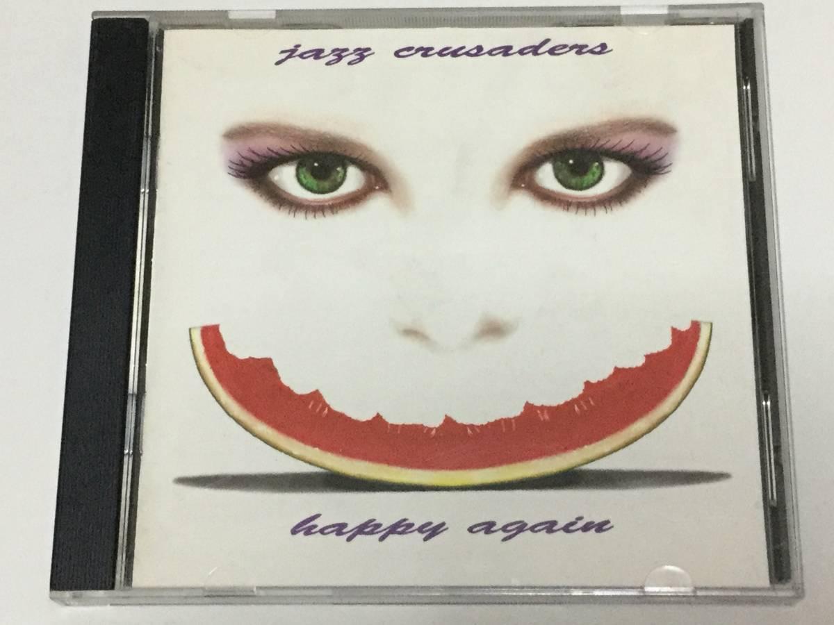 CD/AOR/ジャズ・クルセイダーズ/ハッピー・アゲイン #ボビー・コールドウェル 送料\180_画像1