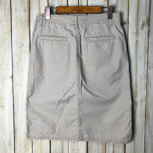 POLO Jeans リップストップスカート 4 アースカラー ポロ ラルフローレン ポロジーンズ ●2