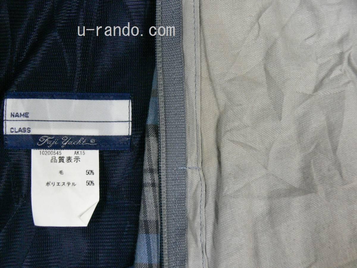 拍够购 日本代购 日本yahoo代购 yahoo代拍 japan代购 ★スカート★ブルー系 チェック柄 2枚セット 661