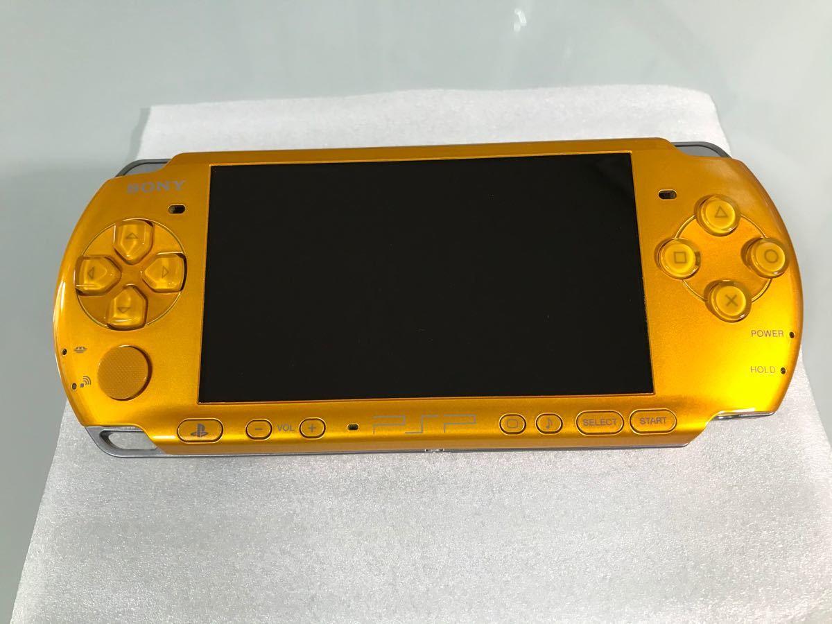 PSP-3000  ブライトイエロー