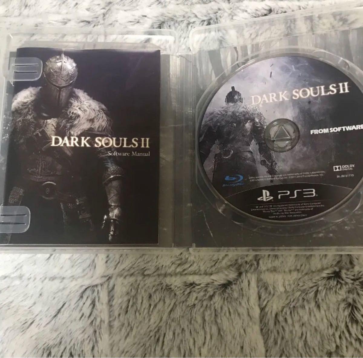 PS3  DARK SOULS II