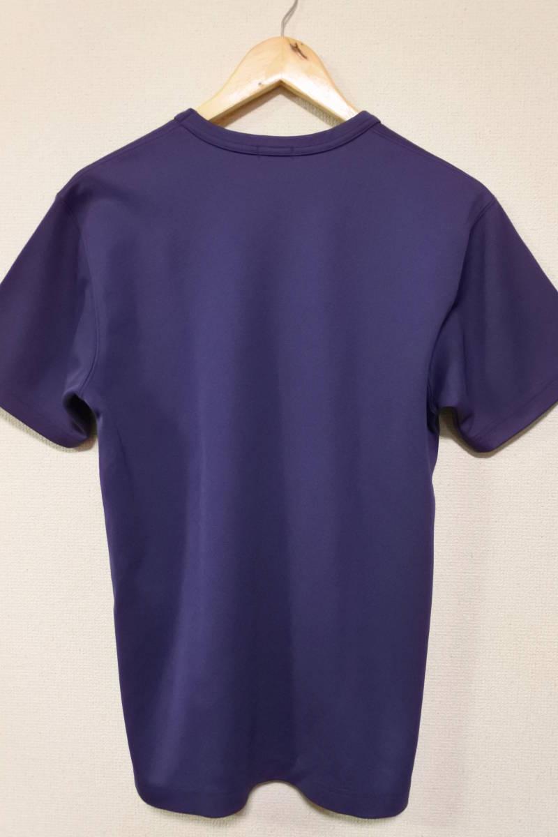 90's COMME des GARCONS HOMME PLUS 2000 ete S/S Tee S-M コムデギャルソンオムプリュス Tシャツ ジャージ素材 AD1999_画像6