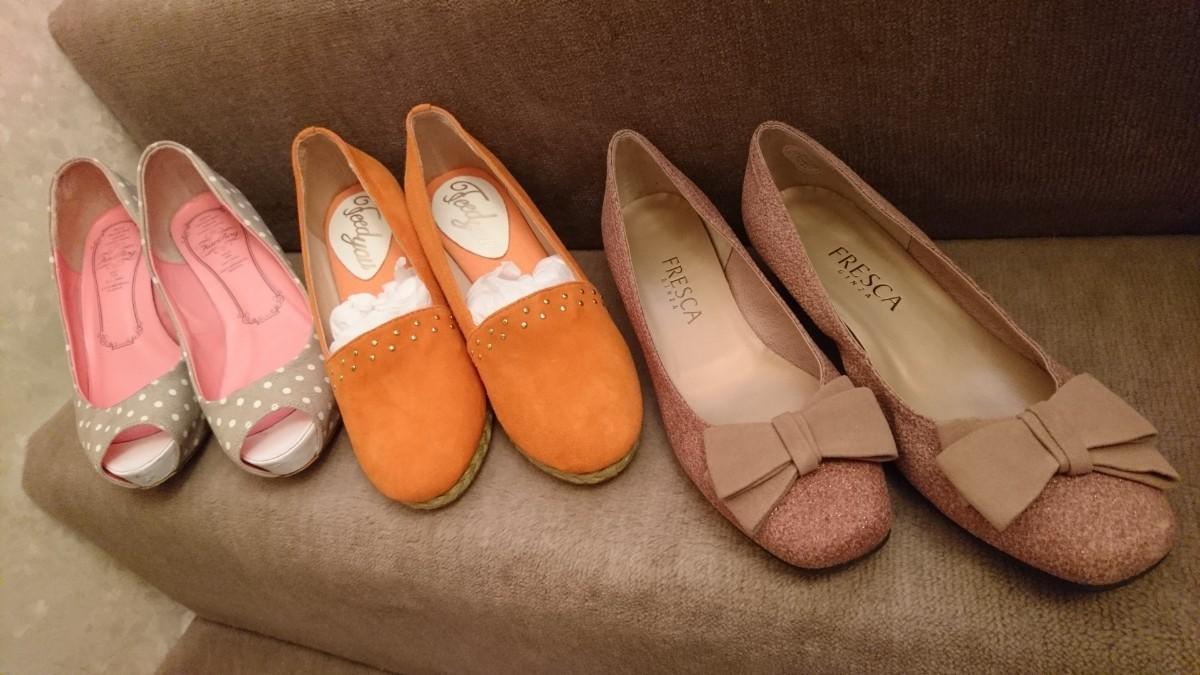 まとめ売り/レディース靴