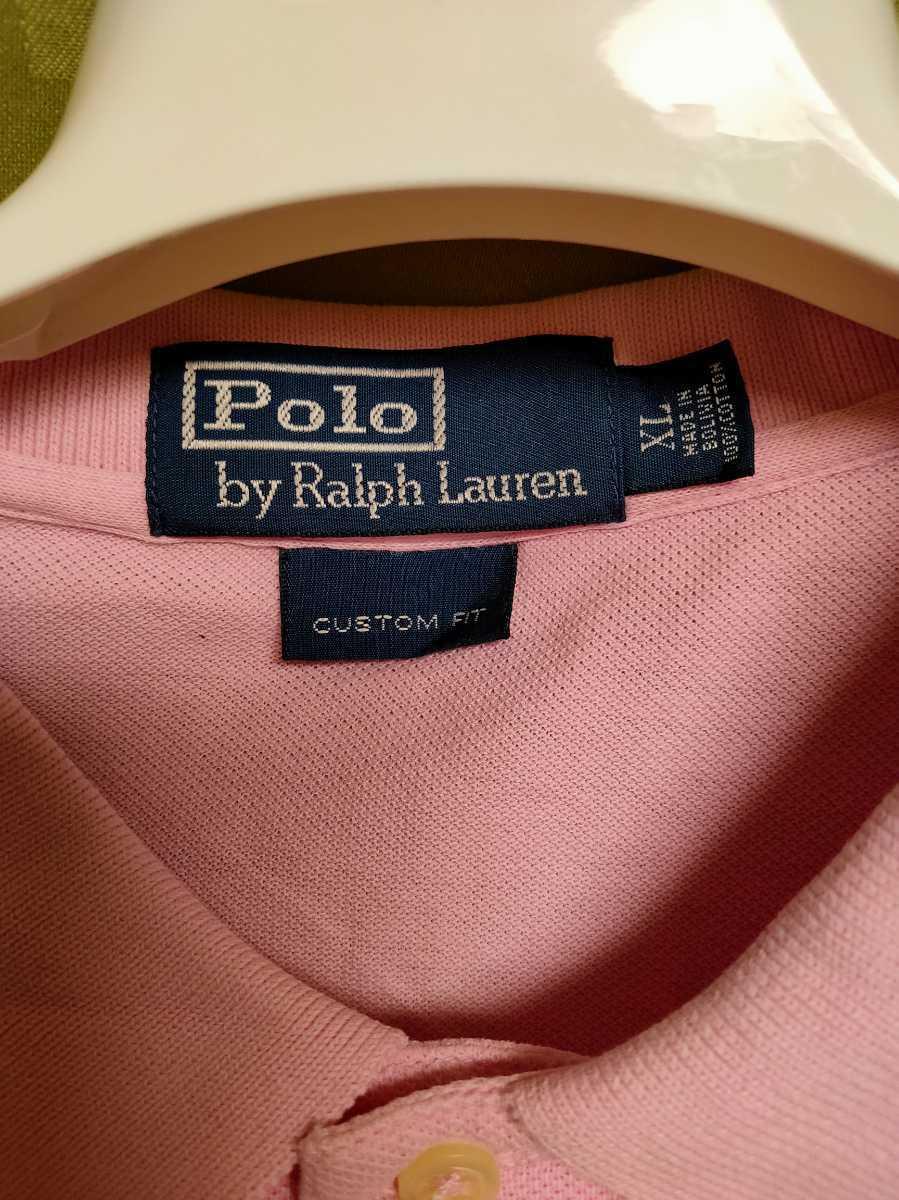 ポロラルフローレン POLO RALPHLAUREN ダメージ加工ポロシャツ RRL polosport polojeans LACOSTE ラコステ