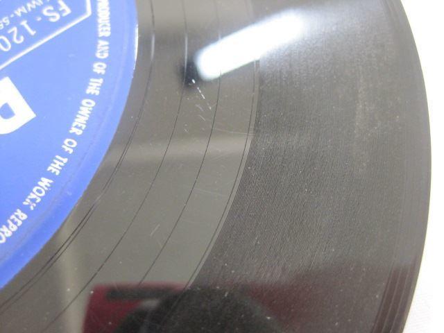 [200629202] 尾崎紀世彦 KIYOHIKO OZAKI A面 / さよならをもう一度 B面 / 夕やけの誓い 作詩 阿久悠 編曲 川口真作 EPレコード【中古】_画像7
