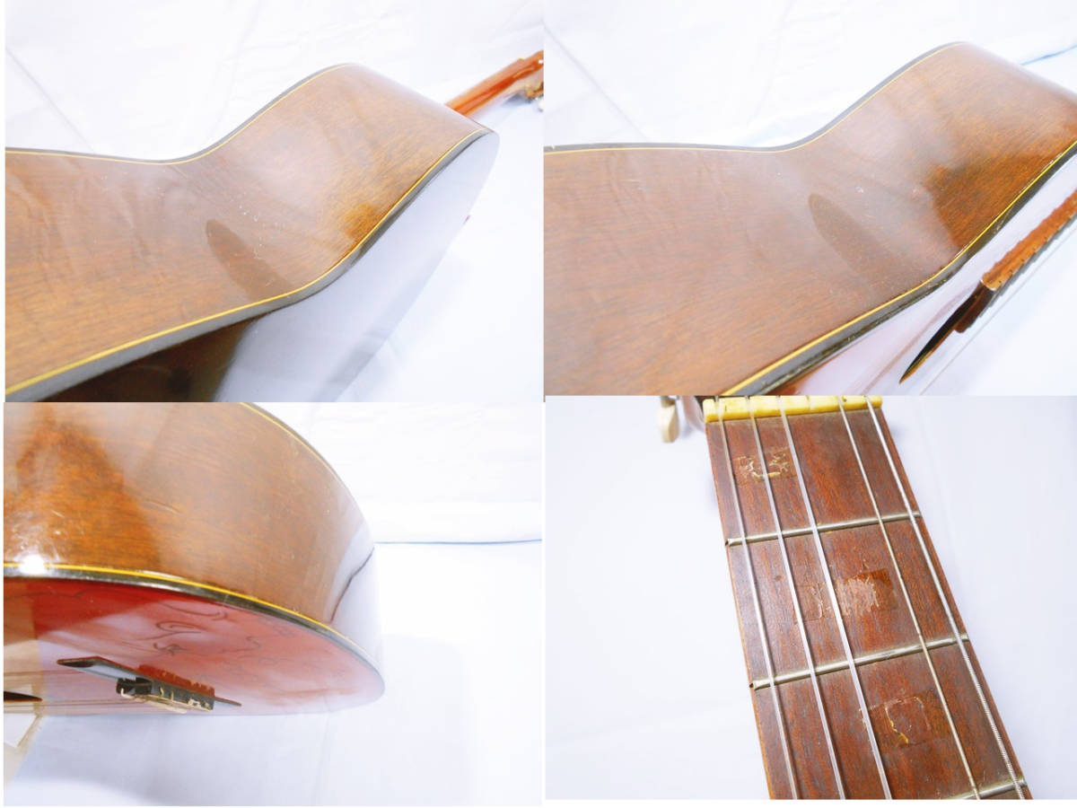 YAMAHA ヤマハ アコースティックギター G-70D 検 ホビー カルチャー 楽器 器材_画像10