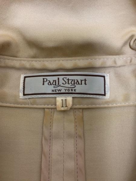 ポールスチュアート PaulStuart スカートスーツ ベージュ レディース レディーススーツ_画像3