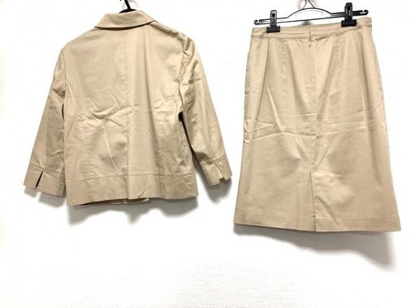 ポールスチュアート PaulStuart スカートスーツ ベージュ レディース レディーススーツ_画像2