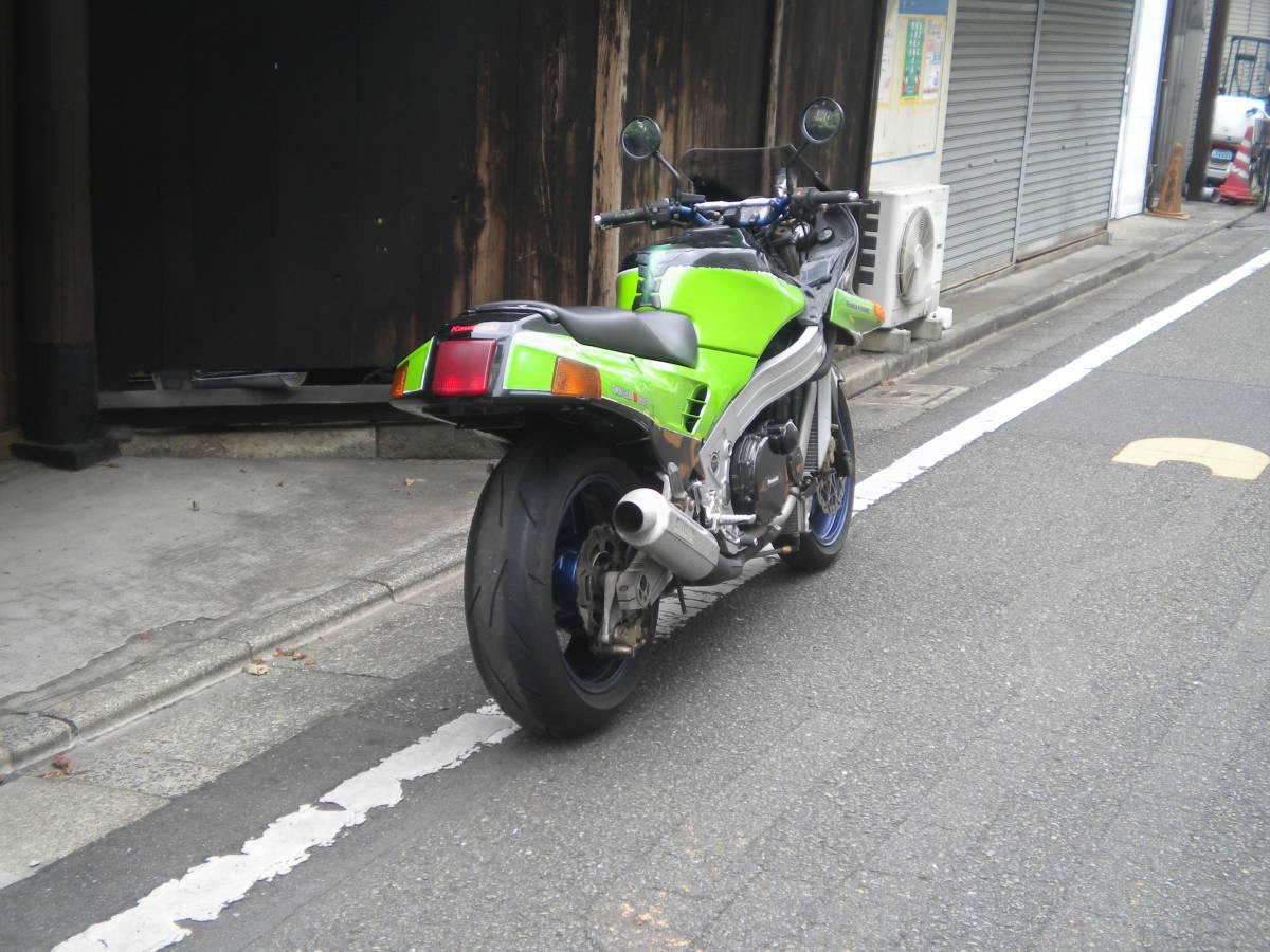 「!!KAWASAKI ZX-10 カスタム車1052ccに!車検令和2年11月まで!!」の画像3