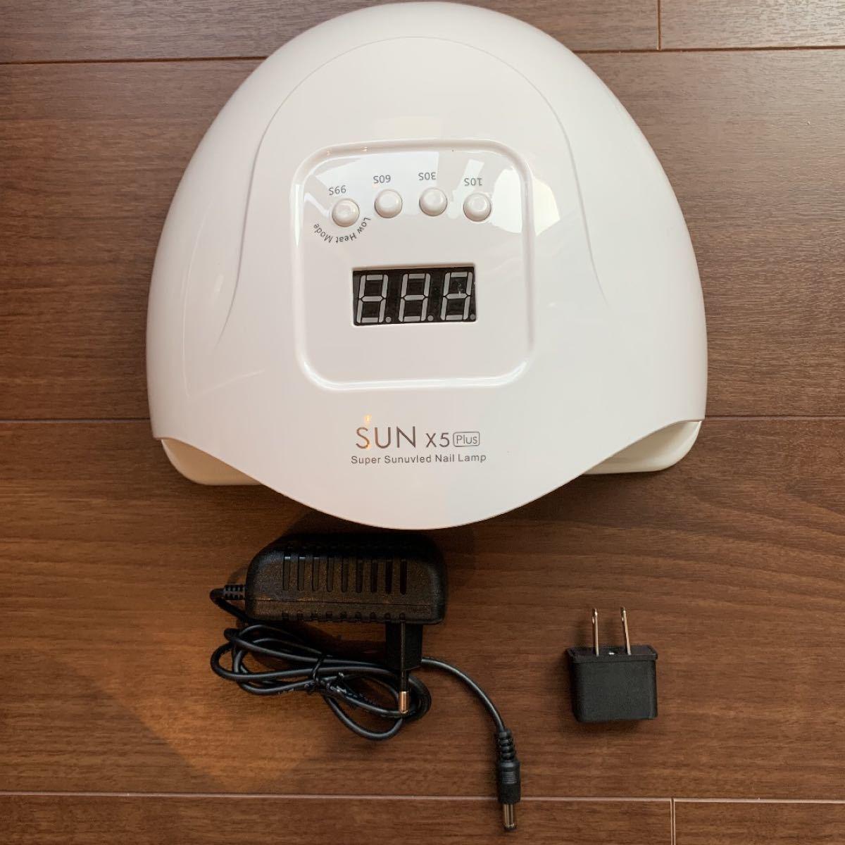 UV LEDライト レジン UV+LED 54w ネイルドライヤー