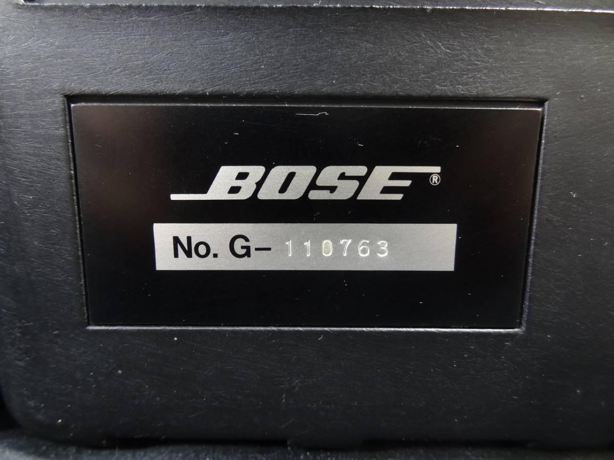K4643★BOSE(ボーズ) スピーカー ペア MODEL:101MM 6Ω 連番★_画像4