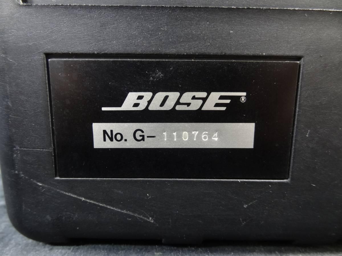 K4643★BOSE(ボーズ) スピーカー ペア MODEL:101MM 6Ω 連番★_画像5