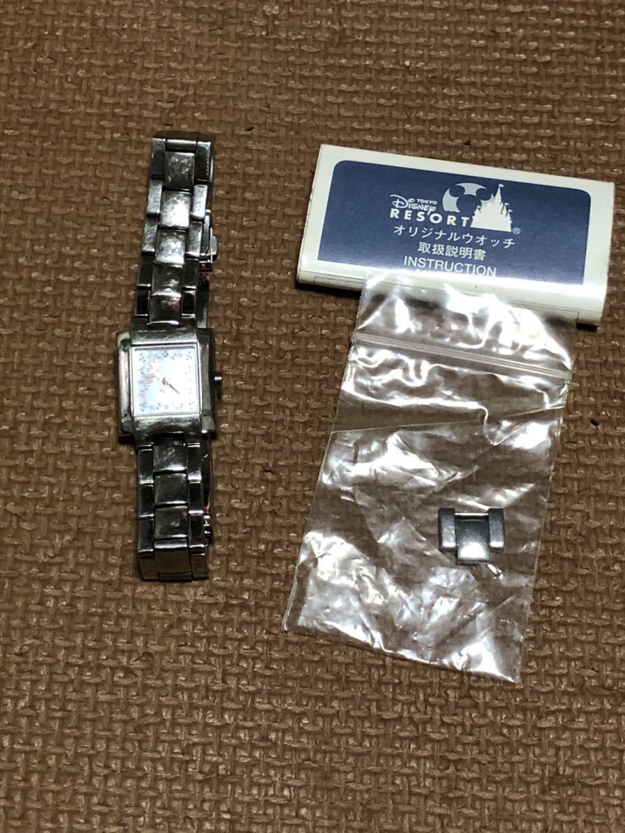 ディズニーリゾート ディズニーシー ミッキー ミニー 腕時計 TDR TDS_画像1