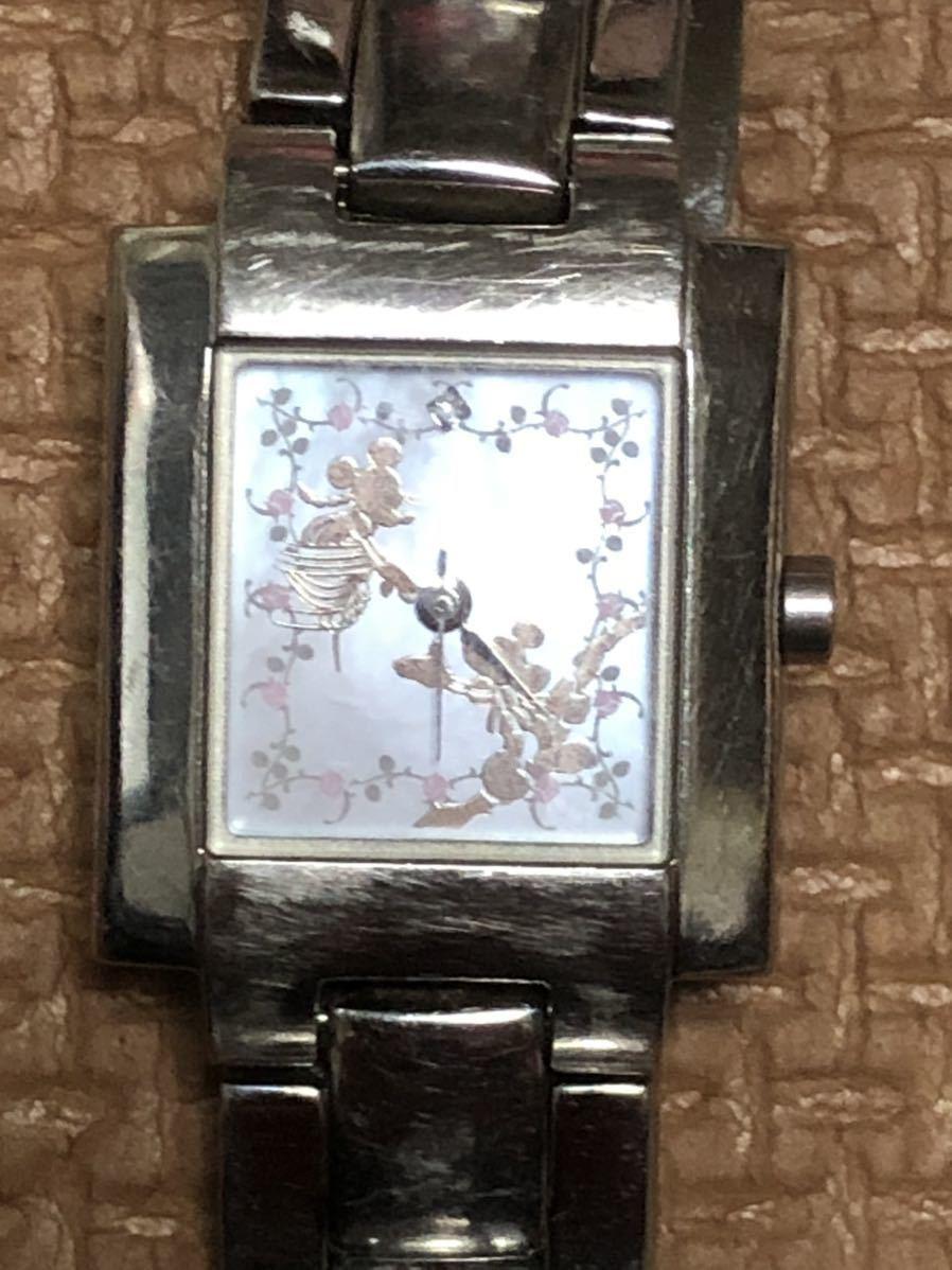 ディズニーリゾート ディズニーシー ミッキー ミニー 腕時計 TDR TDS_画像4