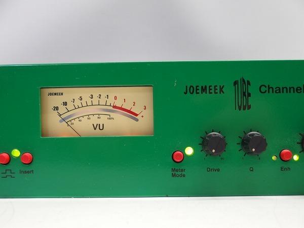 JOEMEEK VC2 真空管マイクプリ コンプレッサー エンハンサー *292162_画像3
