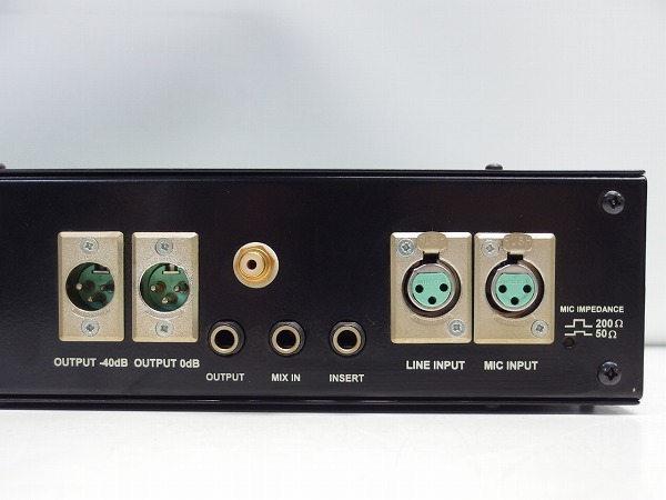 JOEMEEK VC2 真空管マイクプリ コンプレッサー エンハンサー *292162_画像6