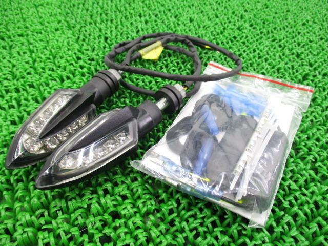 新品 ヤマハ 純正 バイク 部品 XSR900 LEDウィンカー 純正 Q5K-YSK-081-X01 在庫有 即納 YME ブラック 車検 Genuine_お届け商品は写真に写っている物で全てです