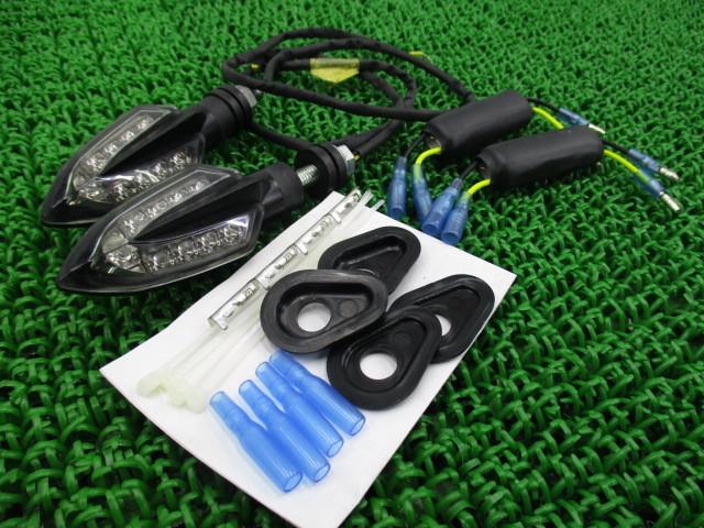 新品 ヤマハ 純正 バイク 部品 XSR900 LEDウィンカー 純正 Q5K-YSK-081-X01 在庫有 即納 YME ブラック 車検 Genuine_XSR900