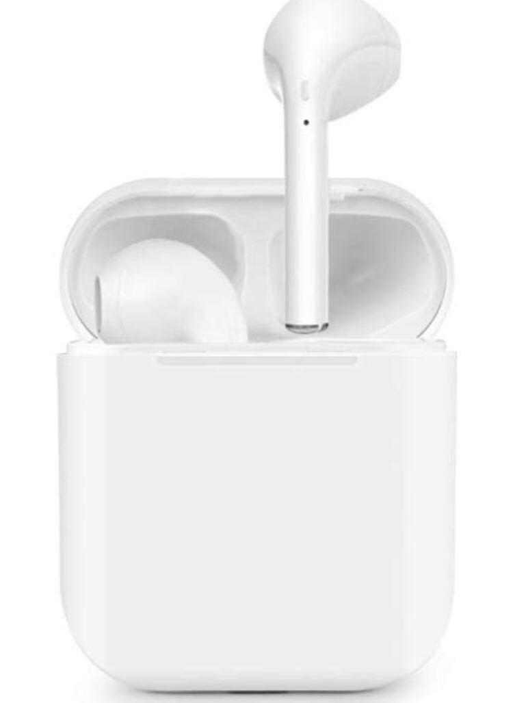 kalakate Bluetooth 5.0 ワイヤレスイヤホン 高音質 IPX6防水 iPhone対応 USB充電ケーブル付き Siri対応 ipad/Android適用_画像1