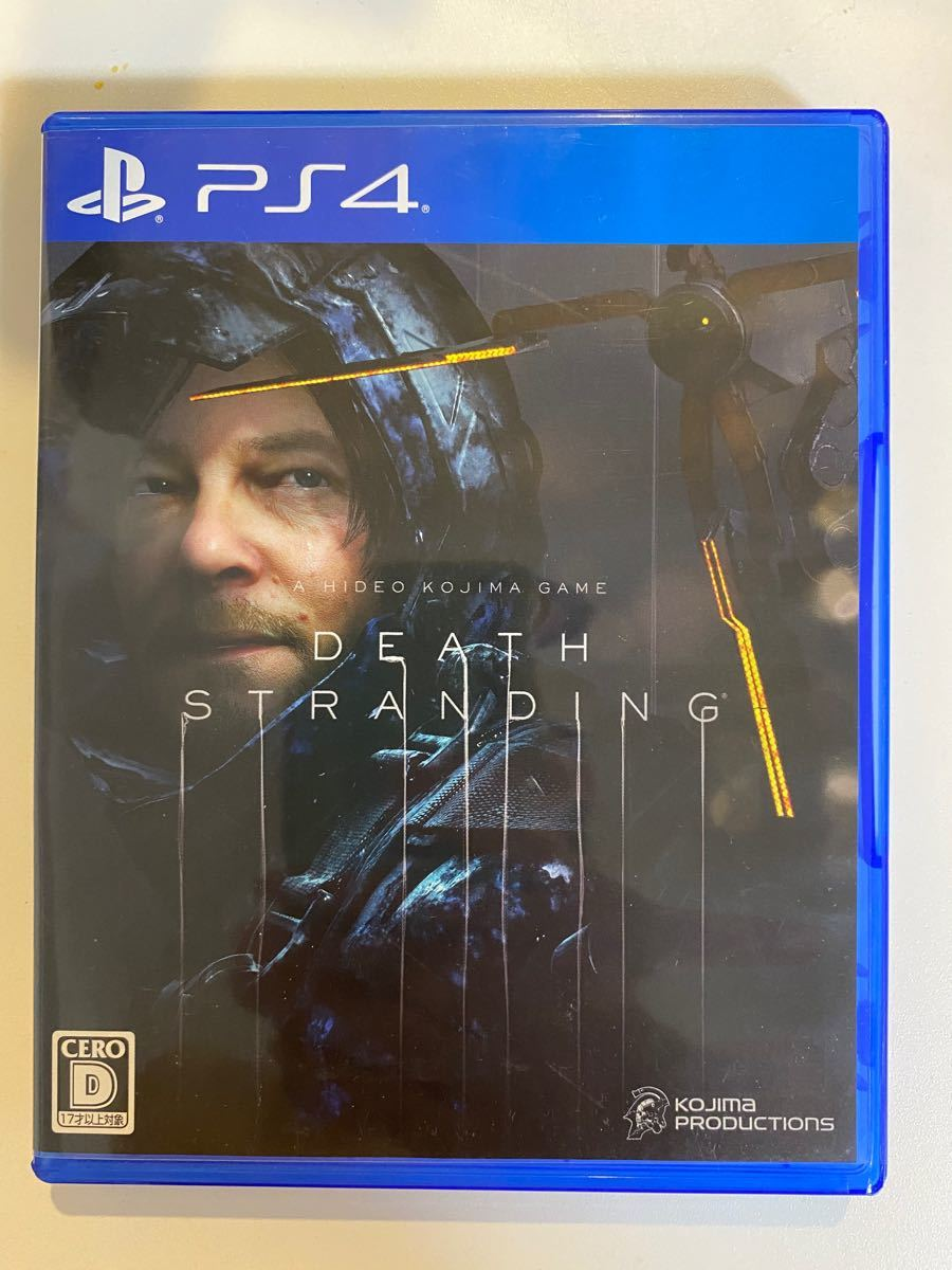 death stranding  PS4 PS4ソフト