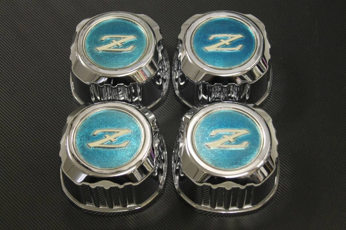 フェアレディZ 130Z 純正ホイール ホイールキャップ センターキャップ 14インチ 新品加工品 40343-N3200 DATSUN 280ZX _画像1