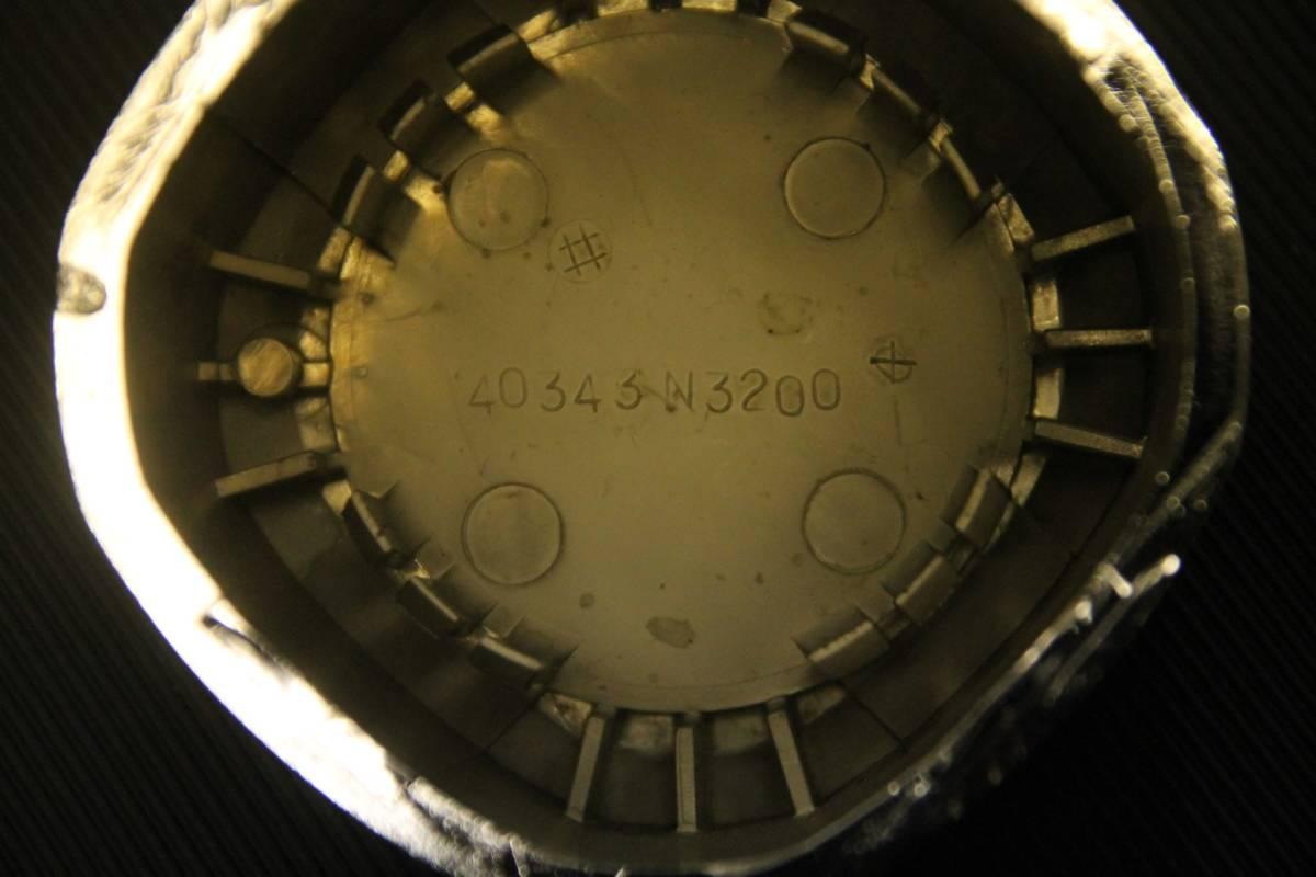 フェアレディZ 130Z 純正ホイール ホイールキャップ センターキャップ 14インチ 新品加工品 40343-N3200 DATSUN 280ZX _画像8